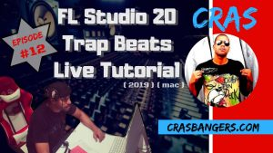 FL Studio 20 Trap Beat Tutorial – How To Make A Beat From Scratch!