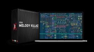 Cras - Melody Killaz - Loop Pack