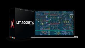 Lit Acoustic Guitar Loops