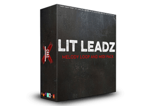 Lit Leadz - Melody Loop and MIDI Pack
