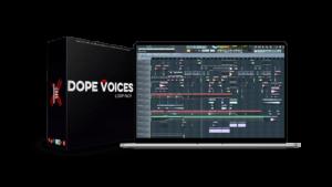 Cras - Dope Voices Loop Pack