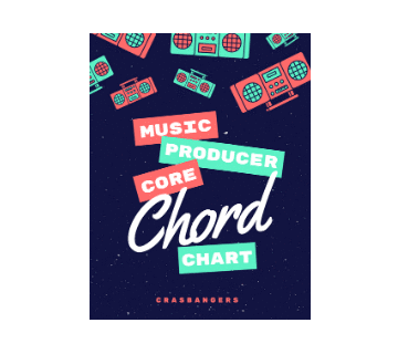 Core Chords Template Cover
